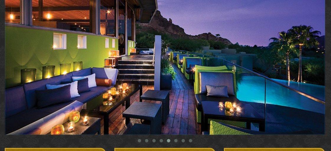Premium Hotel Websites