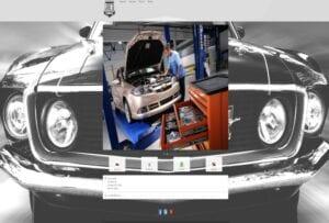 Auto Repair Shop Websites