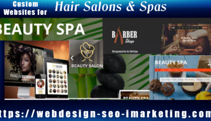 Premium Hair Salon Websites