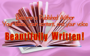 Ghostwriting Solutions: Become a Published Author